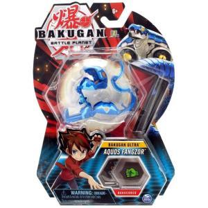 爆丸バトルブローラーズ Bakugan Battle Planet おもちゃ・ホビー Battle Brawlers Ultra Aquos Fangzor|fermart-hobby