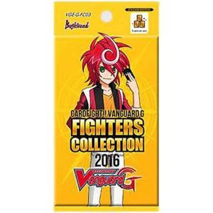カードファイト ヴァンガード Cardfight Vanguard ブシロード BushiRoad おもちゃ Fighters Collection 2016 Booster Pack VGE-G-FC03|fermart-hobby