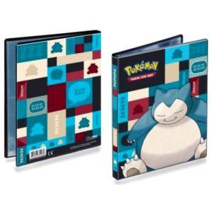ポケットモンスター Pokemon グッズ Snorlax 4-Pocket Portfolio|fermart-hobby