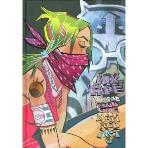 コミック/本 Comic Books 本・雑誌 ハードカバー Jim Mahfood Mixtape Vol. 1 Hard Cover Art Book fermart-hobby