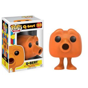 キューバート Q*Bert フィギュア POP! Video Games Vinyl Figure #169|fermart-hobby