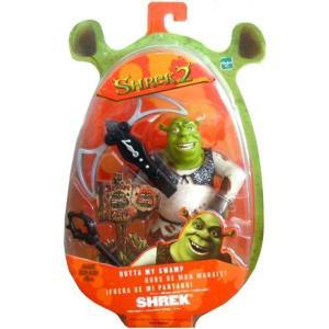 シュレック Shrek フィギュア 2 Action Figure [Outta' My Swamp] fermart-hobby