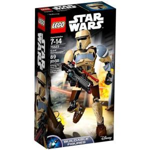 ストームトルーパー Stormtrooper レゴ LEGO フィギュア おもちゃ Star Wars Buildable Figures Scarif Set #75523|fermart-hobby