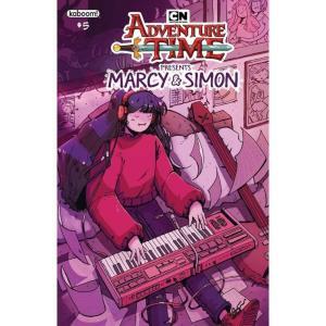 コミック/本 Comic Books 本・雑誌 KaBOOM! Adventure Time Marcy & Simon #5 Comic Book [Marcy Variant cover] fermart-hobby