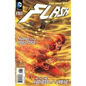 ディーシー コミックス DC 本・雑誌 The Flash #8 Comic Book|fermart-hobby