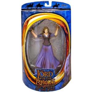 ロード オブ ザ リング The Return of the King トイビズ Toy Biz フィギュア おもちゃ The Lord of the Rings Eowyn Action Figure [Gown]|fermart-hobby