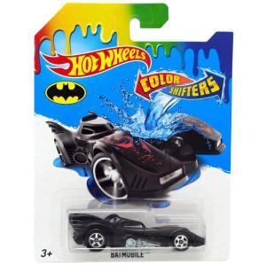 ホットウィール Hot Wheels おもちゃ・ホビー Color Shifters Batmobile Die-Cast Car|fermart-hobby
