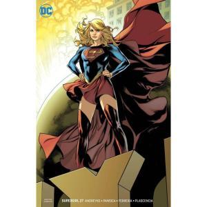 スーパーガール Supergirl 本・雑誌 #27 Comic Book [Emanuela Lupacchino Variant Cover]|fermart-hobby