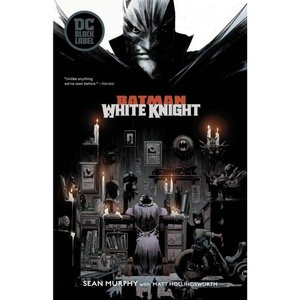 ディーシー コミックス DC 本・雑誌 Batman White Knight Trade Paperback Comic Book|fermart-hobby