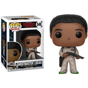 ストレンジャー シングス? Stranger Things ファンコ Funko フィギュア おもちゃ Season 2 POP! TV Ghostbuster Lucas Vinyl Figure #548|fermart-hobby