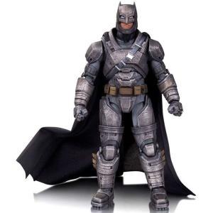 バットマン Batman ディーシー コミックス DC Collectibles フィギュア おもちゃ v Superman: Dawn of Justice DC Films Premium Armored Action Figure|fermart-hobby