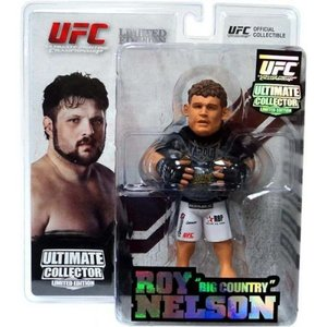 UFC UFC フィギュア Ultimate Collector Series 8 Roy Nelson Action Figure [Limited Edition]|fermart-hobby