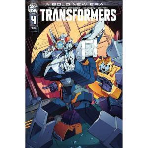 コミック/本 Comic Books 本・雑誌 IDW Transformers #4 Comic Book [Umi Miyao Cover B] fermart-hobby