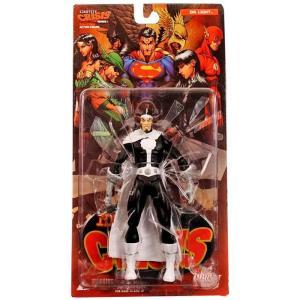 ディーシー コミックス DC フィギュア Identity Crisis Series 1 Dr. Light Action Figure|fermart-hobby