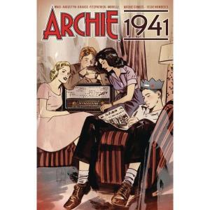 コミック/本 Comic Books 本・雑誌 Archie 1941 #5 Comic Book [Ordway Cover C] fermart-hobby