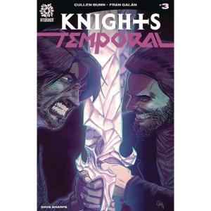 コミック/本 Comic Books 本・雑誌 漫画 Knights Temporal #3 Comic Book fermart-hobby