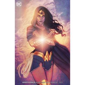 ディーシー コミックス DC 本・雑誌 Wonder Woman #58 Comic Book [Jenny Frison Variant Cover]|fermart-hobby