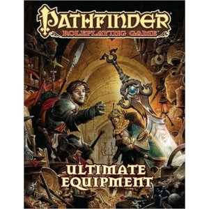 パスファインダー Pathfinder 本・雑誌 1st Edition Ultimate Equipment Roleplaying Book|fermart-hobby