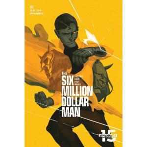 コミック/本 Comic Books 本・雑誌 Six Million Dollar Man #2 Comic Book [Felipe Magana Cover C] fermart-hobby