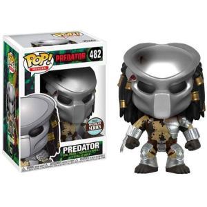 プレデター Predator ファンコ Funko フィギュア おもちゃ POP! Movies Exclusive Vinyl Figure #482 [Masked] fermart-hobby