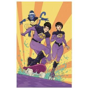 ディーシー コミックス DC 本・雑誌 Wonder Twins #2 Comic Book [Villalobos Variant Cover]|fermart-hobby