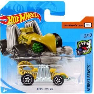 ホットウィール Hot Wheels グッズ Street Beasts Eevil Weevil Die-Cast Car FYD43 [2/10]|fermart-hobby