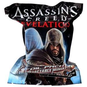 アサシン クリード Assassin's Creed ウィズキッズ WizKids おもちゃ HeroClix Revelations Booster Pack|fermart-hobby