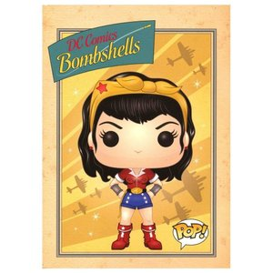 ボムシェルズ Bombshells グッズ DC Wonder Woman Exclusive Notebook [ Box]|fermart-hobby