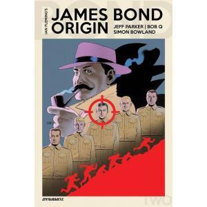 コミック/本 Comic Books 本・雑誌 James Bond Origin #2 Comic Book fermart-hobby