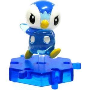 ポケットモンスター Pokemon バンプレスト BanPresto フィギュア おもちゃ Japanese Crystal Piplup 1-Inch PVC FIgure|fermart-hobby