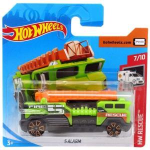 ホットウィール Hot Wheels グッズ HW Rescue 5 Alarm Die-Cast Car FYC83 [7/10]|fermart-hobby