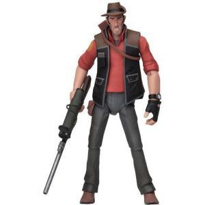チーム フォートレス Team Fortress フィギュア シリーズ4 2 RED Series 4 Sniper Action Figure|fermart-hobby