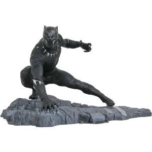 ブラックパンサー Black Panther ダイアモンド セレクト Diamond Select Toys フィギュア おもちゃ Marvel Gallery 6-Inch PVC Figure Statue fermart-hobby