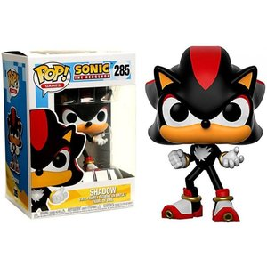 ソニック ザ ヘッジホッグ Sonic The Hedgehog フィギュア ビニールフィギュア POP! Games Shadow Vinyl figure|fermart-hobby