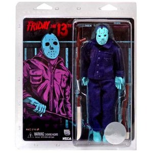 13日の金曜日 Friday the 13th ネカ NECA フィギュア おもちゃ Jason Exclusive Clothed Action Figure [NES Game]|fermart-hobby