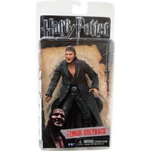 ハリー ポッター Harry Potter ネカ NECA フィギュア おもちゃ The Deathly Hallows Fenrir Greyback Action Figure|fermart-hobby