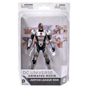 ジャスティス リーグ Justice League ディーシー コミックス DC Collectibles フィギュア おもちゃ DC War Cyborg Action Figure|fermart-hobby