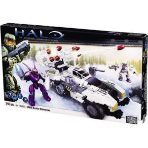 ウルヴァリン Wolverine メガブロックス Mega Bloks おもちゃ Halo UNSC Arctic Set #96852|fermart-hobby