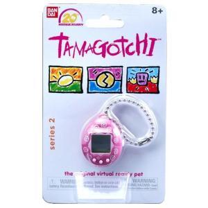 バンダイアメリカ Bandai America おもちゃ 20th Anniversary Series 2 Pink 1.5-Inch Virtual Pet Toy|fermart-hobby