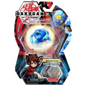 爆丸バトルブローラーズ Bakugan おもちゃ・ホビー Battle Planet Battle Brawlers Ultra Aquos Gorthion|fermart-hobby