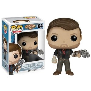 バイオショック Bioshock フィギュア POP! Games Booker DeWitt (Skyhook) Vinyl Figure #64 [Skyhook]|fermart-hobby