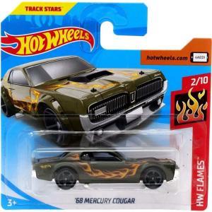 ホットウィール Hot Wheels グッズ HW Flames '68 Mercury Cougar Die-Cast Car FYC37 [2/10]|fermart-hobby