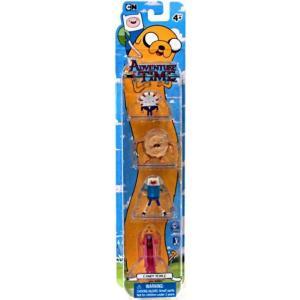 アドベンチャー タイム Adventure Time ジャズウェアーズ Jazwares フィギュア おもちゃ Candy People 2-Inch Mini Figure 4-Pack|fermart-hobby