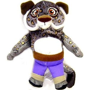 Kung Fu Panda Training Weapons Monkey Attack Pack Exclusive Roleplay Toy