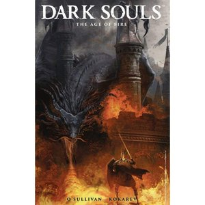 ダークソウル Dark Souls 本・雑誌 Age of Fire #1 Comic Book [...