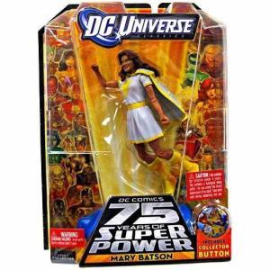マテル Mattel Toys フィギュア おもちゃ DC Universe Classics Darkseid Series Mary Batson Action Figure [White Outfit] fermart-hobby