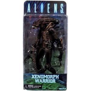 ネカ NECA フィギュア おもちゃ Aliens Xenomorph Warrior Action Figure [Brown] fermart-hobby