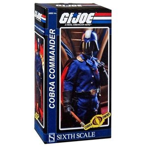 ジー アイ ジョー GI Joe サイドショウ Sideshow Collectibles フィギュア おもちゃ Cobra Enemy Cobra Commander 1/6 Collectible Figure [The Dictator]|fermart-hobby