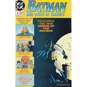 ディーシー コミックス DC 本・雑誌 Batman & Other Classics #1 Comic Book [Very Fine]|fermart-hobby
