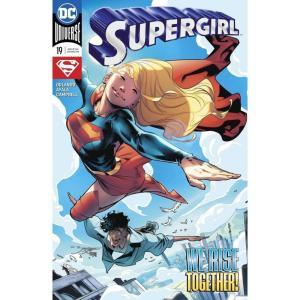 スーパーガール Supergirl ディーシー コミックス DC Comics おもちゃ DC #19 Comic Book|fermart-hobby